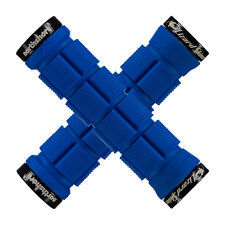 Lizard Skins Northshore - Lock On MTB Handlebar Grips - Electric Blue