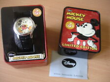 More details for 85th. anniversary disney edition micky mouse unisex watch - reduced- last one!