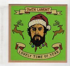 (IT301) Owen Lamont, Lovely Time Of Year - DVD