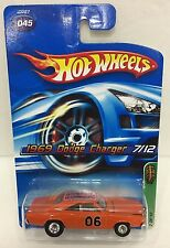 HOT WHEELS TREASURE T HUNT 1969 DODGE CHARGER GENERAL LEE DUKES NEW 2006 SUPER !