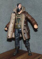 "DC Multiverse Movie Masters Dark Knight Rises BANE Tom Hardy 6"" Figure Batman"