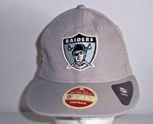 New Era Heritage Series Oakland Raider Baseball Cap - New