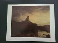 "Rembrandt National Gallery of Art Print ""The Mill"" - Un-Framed"