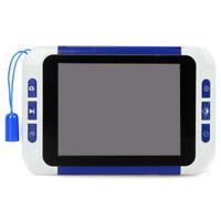 2 32X 3,5 Pouces LCD Couleur Lupa Lecture éLectronique Loupe NuméRique K8H6