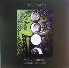 PINK FLOYD LP VINYL - THE MOONCHILD - ARCHIVES 1966-1967
