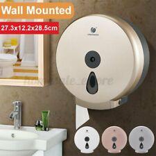 """9"""" Jumbo Roll Bathroom Toilet Tissue Paper Dispenser Holder Box Wall Mounted"""