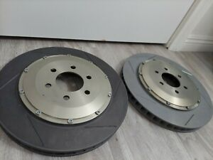 NEW GENUINE MOPAR REAR ROTOR SET (L+R) FOR DODGE VIPER SRT10 ACR BY STOPTECH
