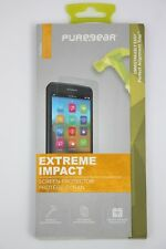 Galaxy S6 EDGE PureGear Extreme Impact Silicone Screen Protector Easy Install