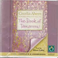 Cecelia Ahern The Book Of Tomorrow 7CD Audio Book Unabridged Historical Women