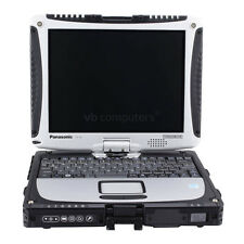 Panasonic Toughbook CF-19 MK2, Core 2 Duo U7500,1.06GHz,2GB,120GB *Win XP Pro*