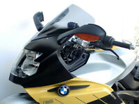 MRA CUPOLINO RACING NERO BMW K 1300 S 2009-2016