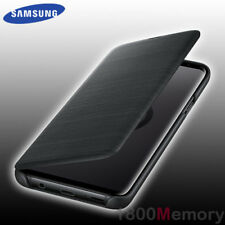 Samsung LED View Cover for Galaxy S9 - Black