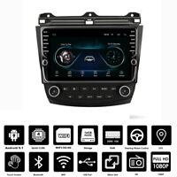 9'' Car MP5 GPS Android 9.1 Mirror Link Bluetooth 1 + 16G For Honda Accord 03-07