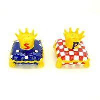 Mary Engelbreit Queen Of The Kitchen Salt And Pepper Shakers 1999 Enesco