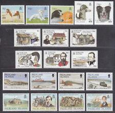 Falkland Islands 1994 QEII Selection Mint - HK '94, Beaches, Missionary Society