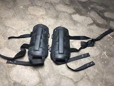 Us Police protecop Shin Guard's espinilleras universal tamaño Police 1 pares