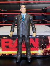 WWE PAUL HEYMAN Mattel Básico lucha libre action figure Battle Pack 25 Rara
