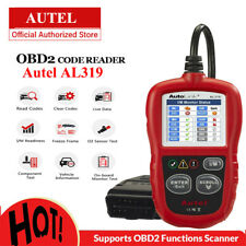 Autel OBD Car Fault Tester OBD2 Diagnostic Auto Scanner Code Reader Check I/M US
