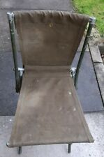More details for british army officers chair 1950s korean war