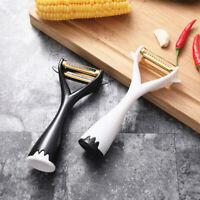 Stainless Steel Fruit Vegetable Potato Peeler Grater Slicer Cutter Kitchen Tools