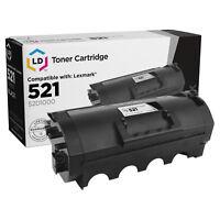 LD 52D1000 521 Black Laser Toner Cartridge for Lexmark Printer