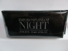 Emporio Armani Night for Him 50ml Eau de Toilette Spray !