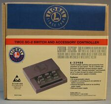 LIONEL TMCC SC-2 SWITCH CONTROLLER electrical connection switch activate 6-22980