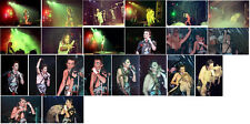 Alice Cooper 25 concert photos Liverpool 1975 & London 1982