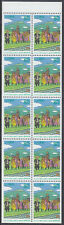 Japan - Stamp Issue 1998 - Booklet Pane (2439a)