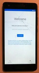 READ Nokia 2.1 TA1136 16GB (Verizon) Smartphone Good Used Cracked Repair Locked