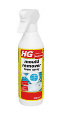 HG Mould Remover Foam Spray 500ml Foaming Action Less Chance Of Splashing.