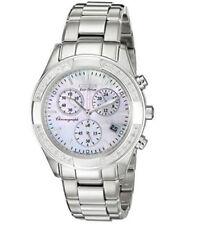 Citizen FB1220-53D Regent Chronograph Eco-Drive Mother-of-Pearl Women's Watch