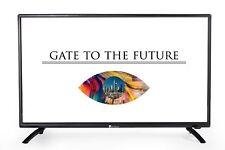 UNIVISION 32 Zoll 81cm LED Fernseher HD-Ready TV Triple Tuner CI+ EEK A