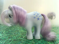 My Little Pony G1 Blue Belle FF Vintage Toy Hasbro 1982 Collectibles MLP *