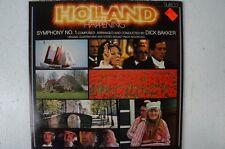 Holland Happening Symphony No 1 Dick Bakker Composer Arranger Conductor (LP34)