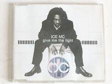 "MAXI-CD  ""ICE MC - GIVE ME THE LIGHT"""