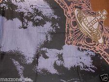☆ VIVIENNE WESTWOOD Schal, Tuch, Stola, scarf 140x140 KISS Geschenkbox LP 279€