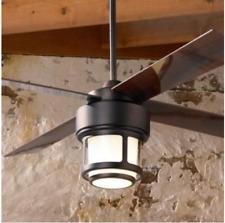 """52"""" Casa Vieja Tercel Bronze LED Outdoor Ceiling Fan Style # 58N14"""