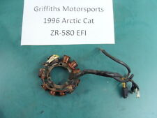 96 ARCTIC CAT ZR580 600 97 EFI STATOR COIL GEN GENERATOR WORKS FINE