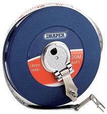 Genuine DRAPER Expert 20M/66ft Fibreglass Measuring Tape   88215