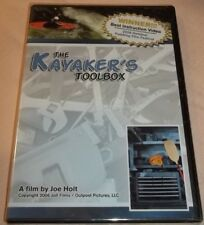 RARE: Kayakers Toolbox (DVD, 2006, Jolt Films/Outpost Pictures) New Unopened!