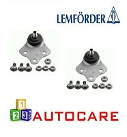 Lemforder x2 Upper Front Ball Joint For Mercedes E-Class SL CLS