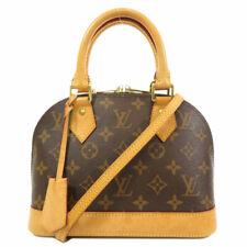 LOUIS VUITTON  M53152 Handbag ALMA BB Monogram Monogram canvas