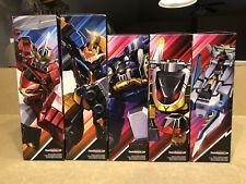 Power Rangers Ultrazord Beast Morphers Set Of 5