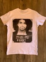 Prince Purple Rain Mug Shot T Shirt