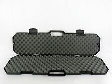 40 Gun Storage Box Foam AR-15 Hard Protective Rifle Case AK-47 Crush Resistant