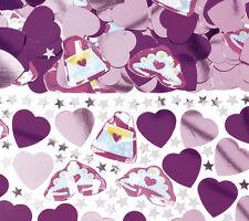 Prinzessin Konfetti Geburtstag Konfetti Streu Deko Metallic Kindergeburtstag