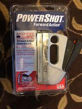 ARROW PowerShot Heavy Duty Staple Gun & Nailer Stapler T50 Staples & Brads 5700M