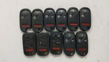 Lot of 11 Honda Keyless Entry Remote Fob MIXED FCC IDS MIXED PART NUMBERS 103383