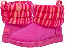 {1105358-RCR} Women's UGG Fluff Mini Quilted - Rock Rose *NEW*